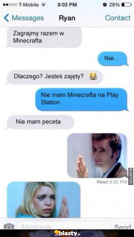 Zagrajmy razem w minecrafta