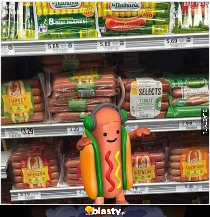 Hot dog mem