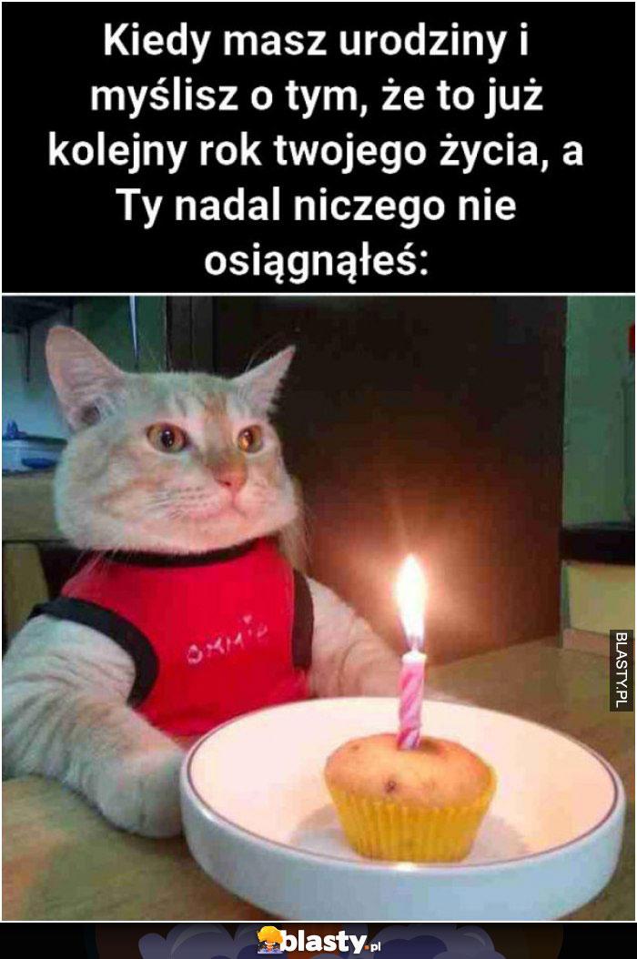 Kiedy masz urodziny