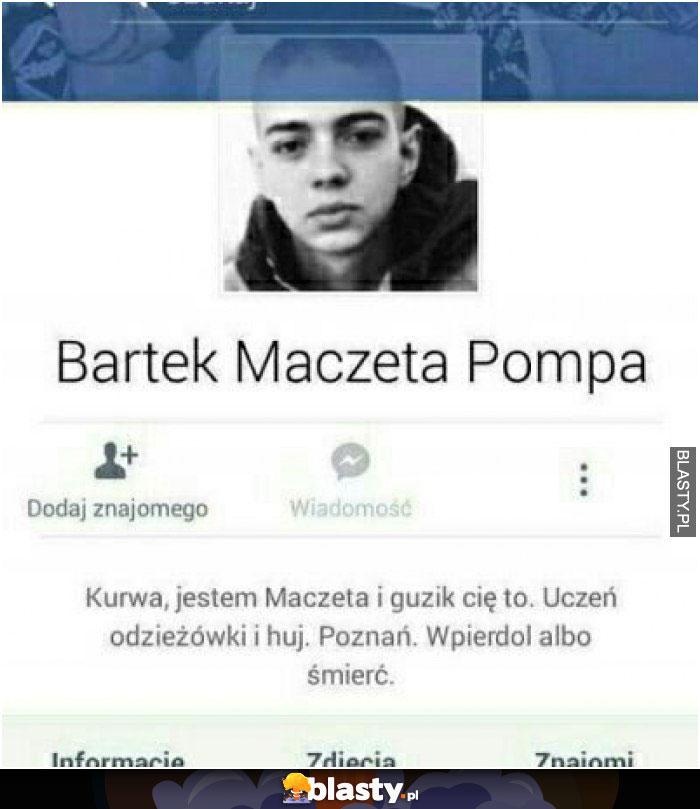 Maczeta Pompa