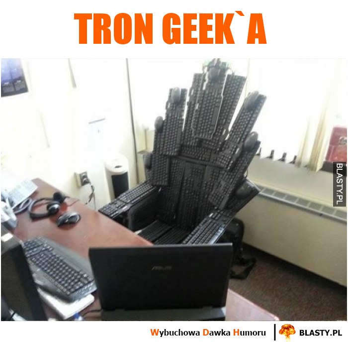 Tron geek`a