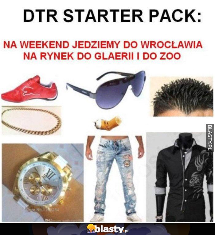 DTR Starter pack