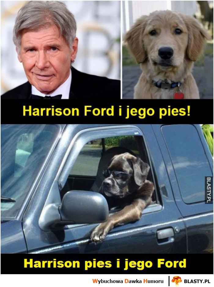 Harrison ford i psa ford