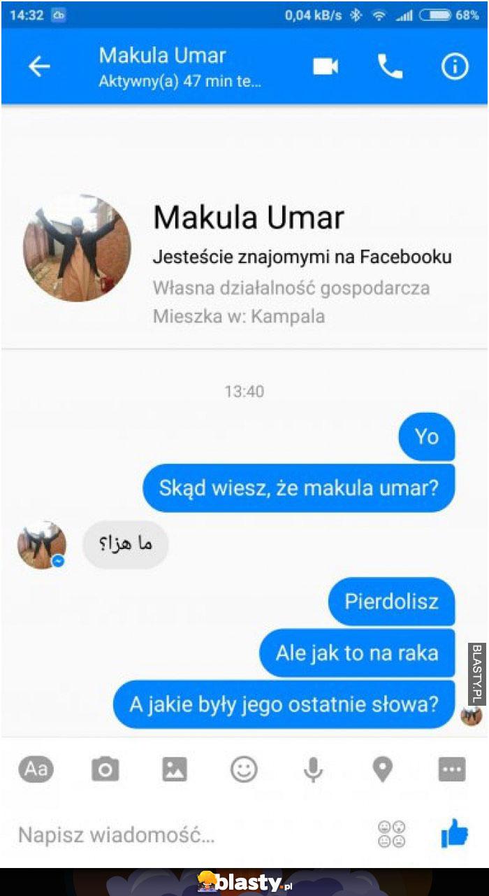 Makula Umar