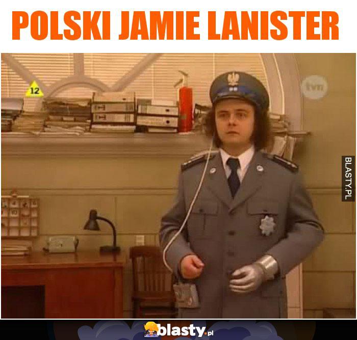 Polski Jamie Lanister