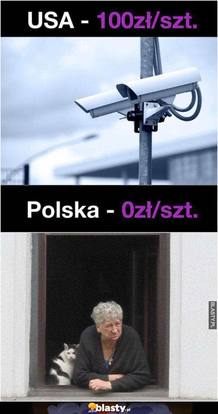 Polska VS USA