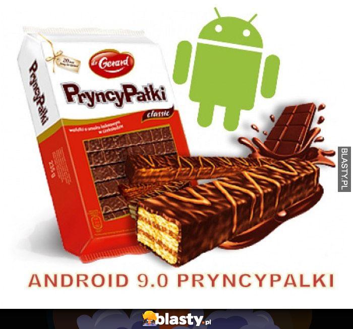 Android pryncypałki