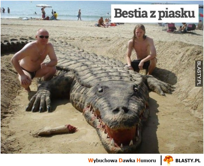 Bestia z piasku