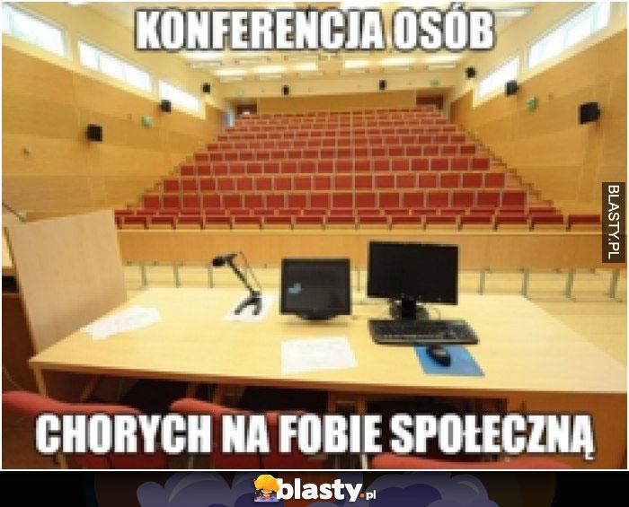 Konferencja osób