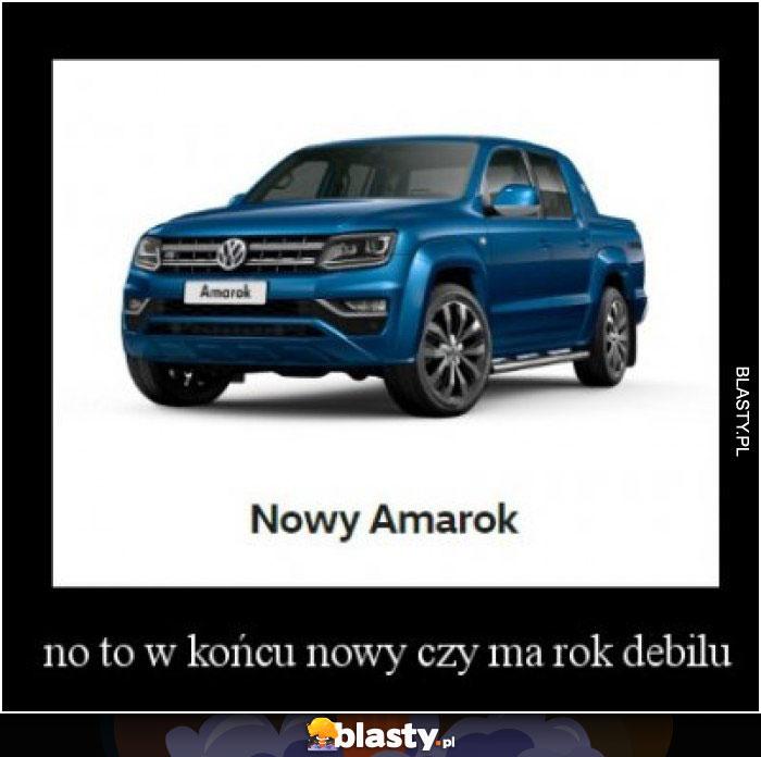 Nowy Amarok