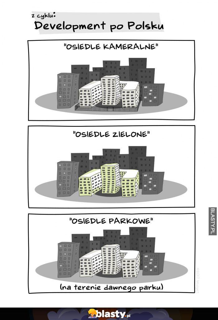 Budownictwo w Polsce