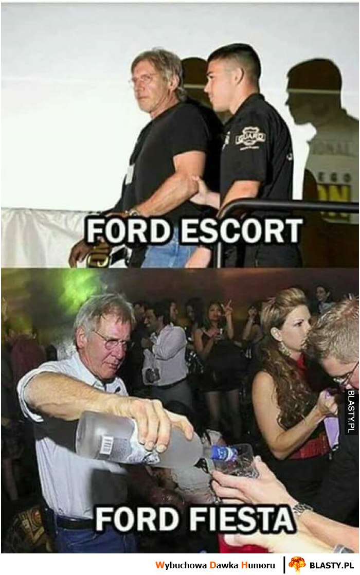 Ford fiesta vs ford escort