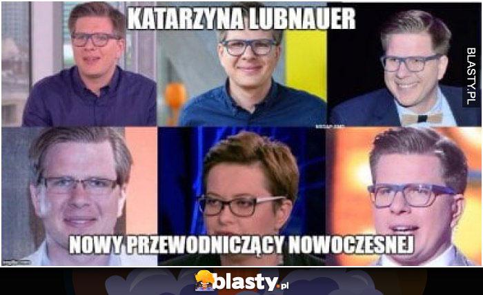 Katarzyna Lubnauer nowy przewodniczący nowoczesnej