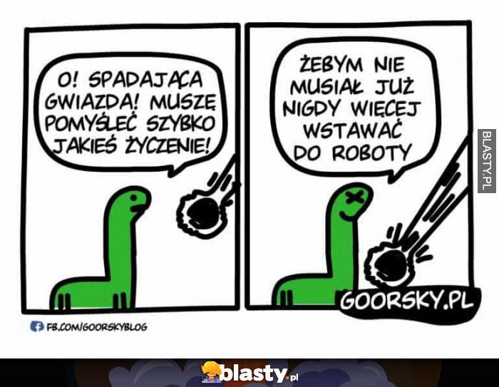 Krótka historia jak wyginęły dinozaury