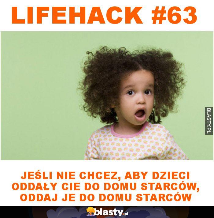 Lifehack #63
