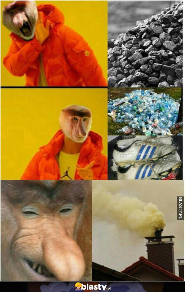Palenie w piecu