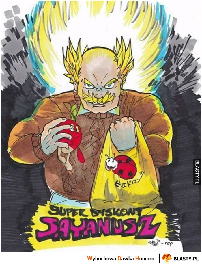 Dragon ball Janusz