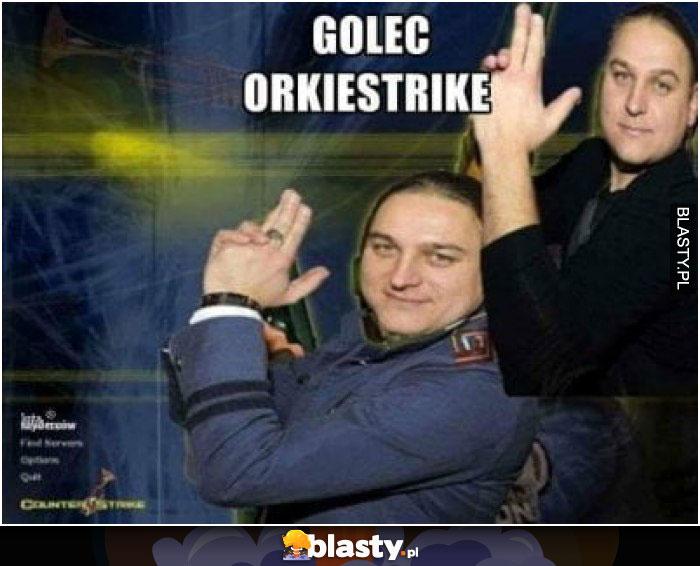 Golec orkiestrike