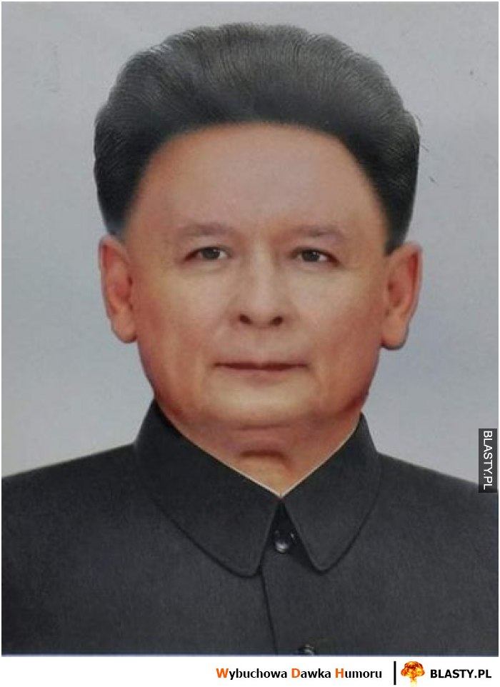 Polski Kim Zong Un