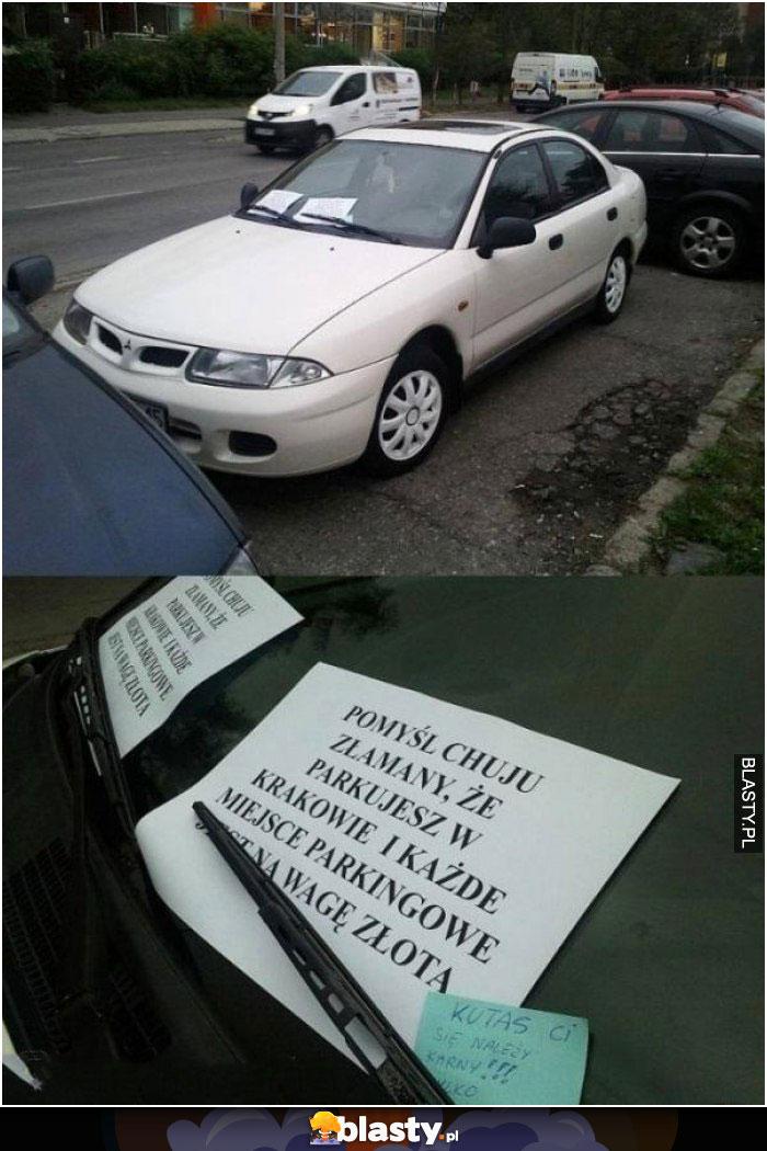 Wkurwieni kierowcy