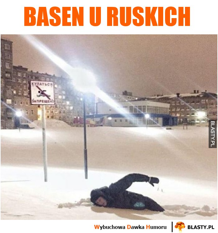 Basen u Ruskich
