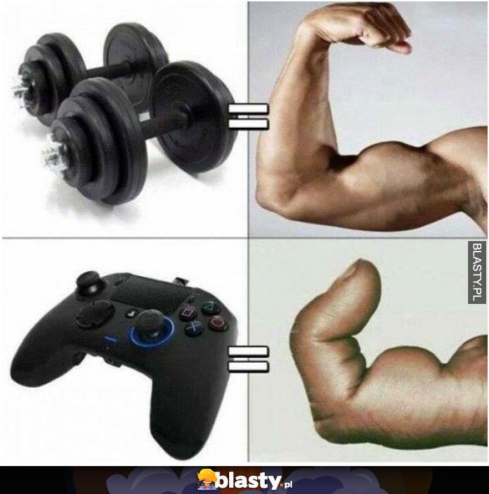 Kiedy ćwiczysz vs kiedy grasz