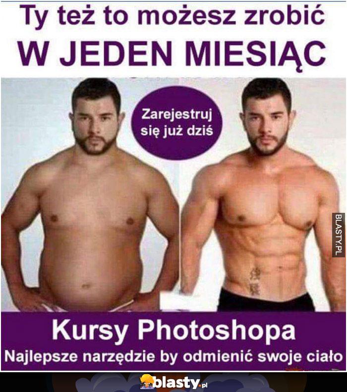 Kurs photoshopa