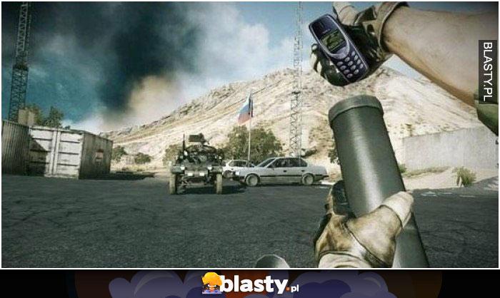 Nokia najlepsza na wojnie