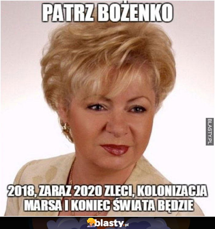 Patrz Bożenko - 2018 zleci