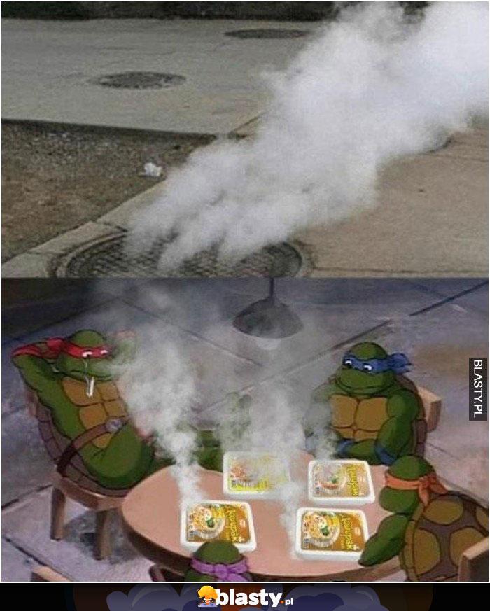 Zapach pizzy