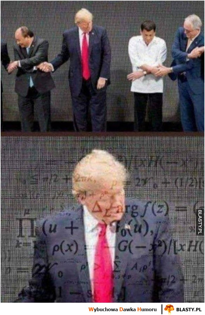 Donald trump obliczenia