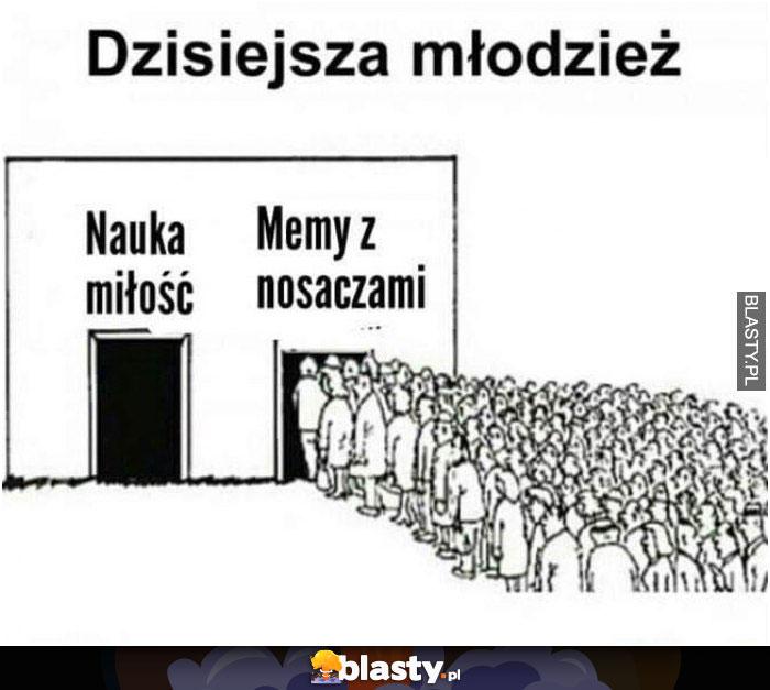 Memy z nosaczami
