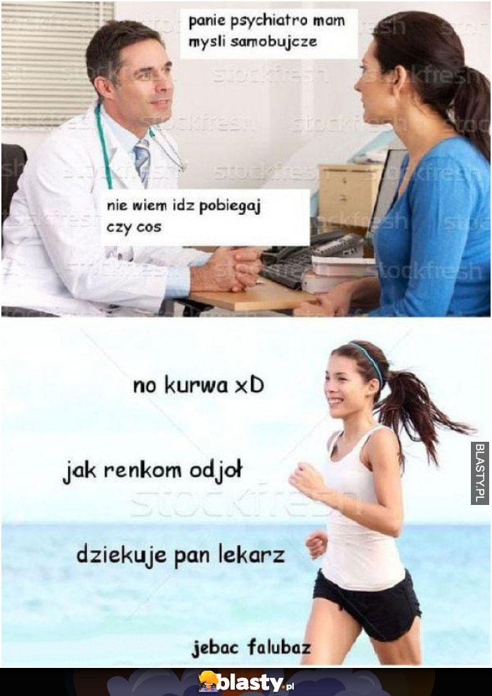Panie psycholog