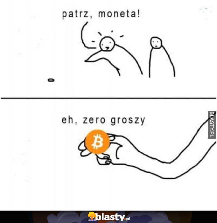 Patrz moneta