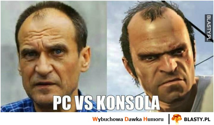 PC vs Konsola