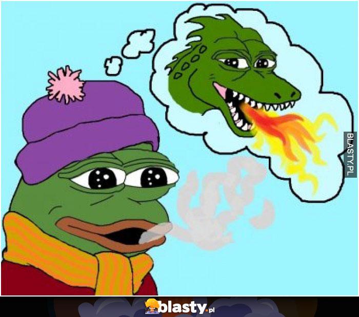 Pepe smok