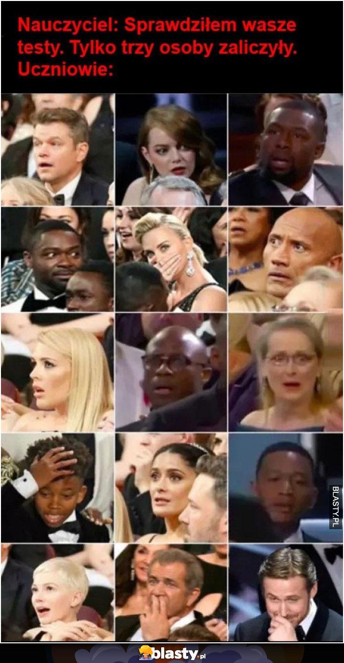 Reakcja klasy