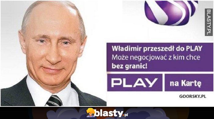 Wladimir przeszedł do play