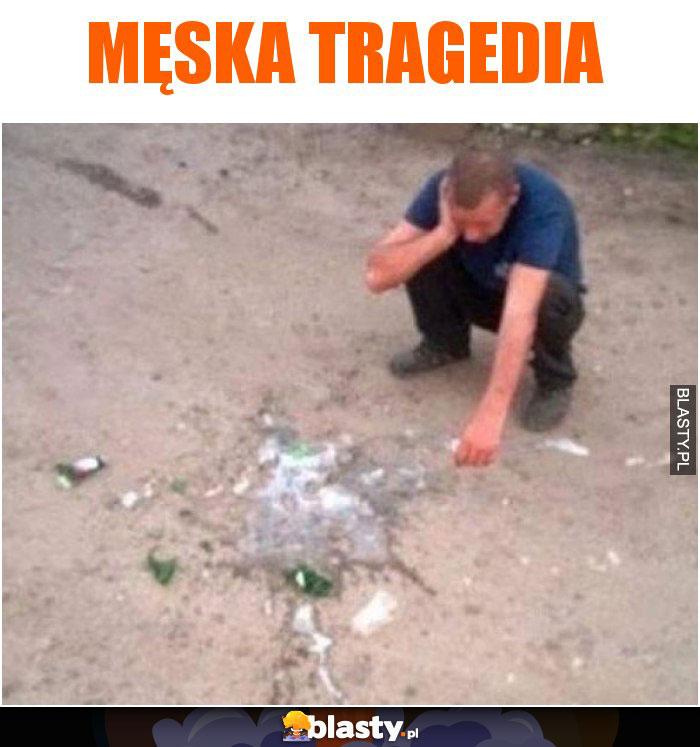 Męska tragedia