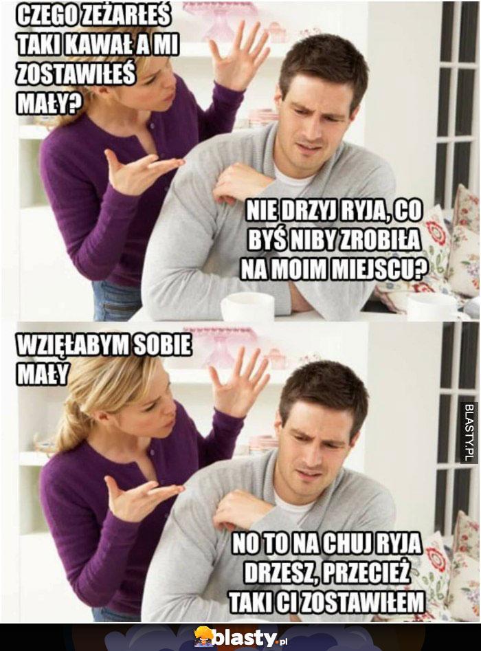 Śmieszny dialog