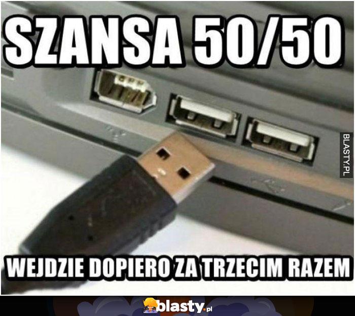 Szansa 50/50