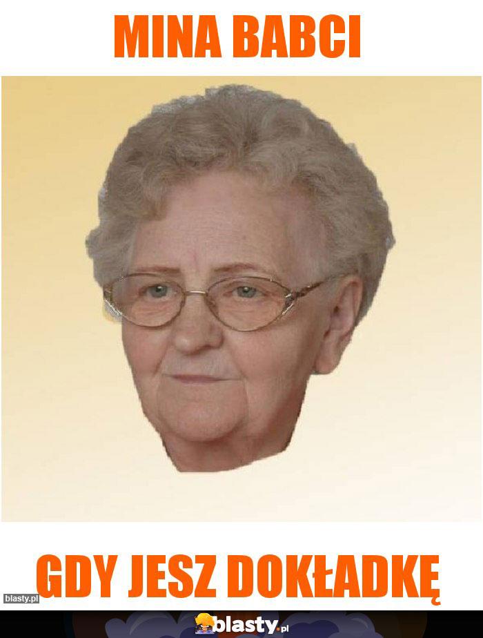 Mina babci