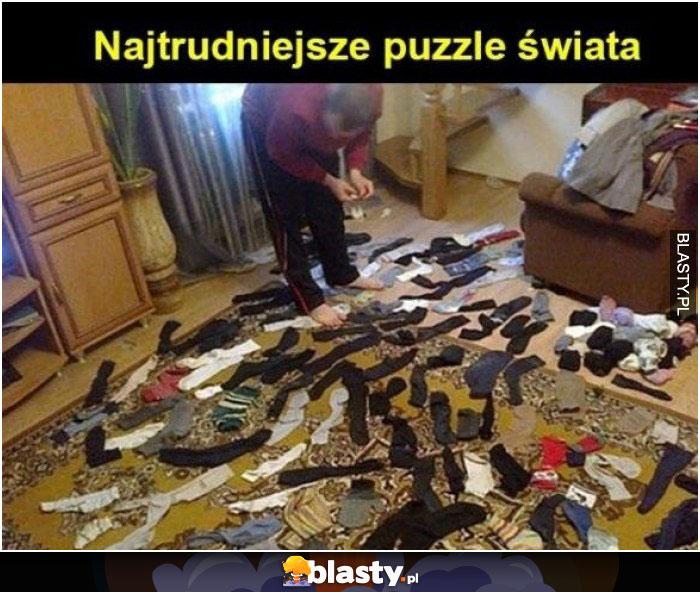 Najtrudniejsze puzzle świata