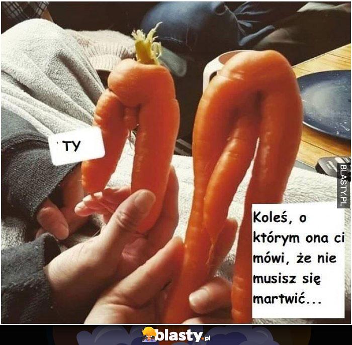 Zboczone marchewki