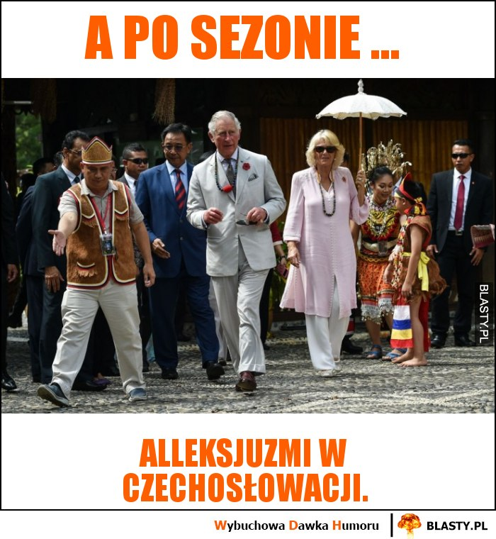 A PO SEZONIE ...