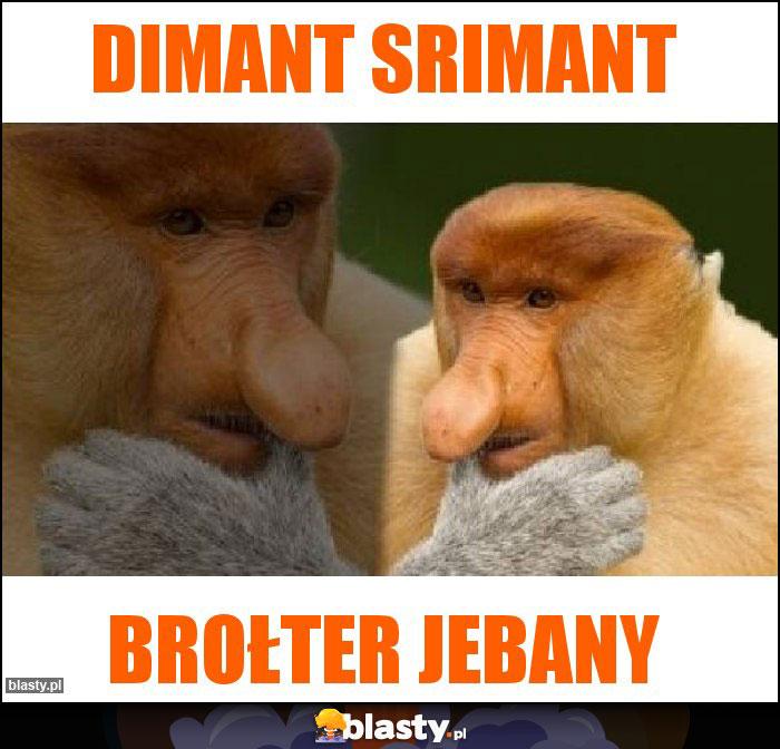 DIMANT SRIMANT