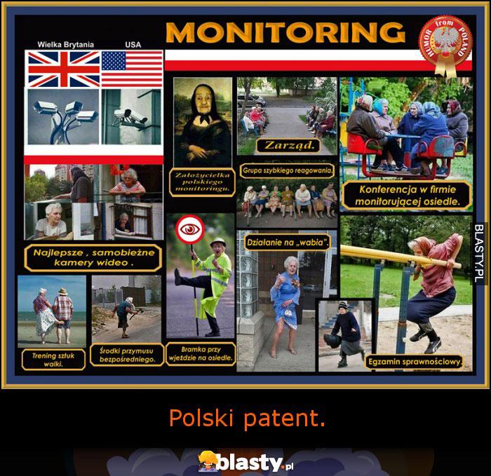 Monitoring PL
