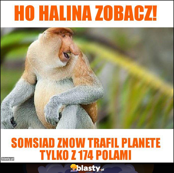 HO HALINA ZOBACZ!