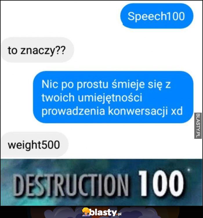Destrukcja