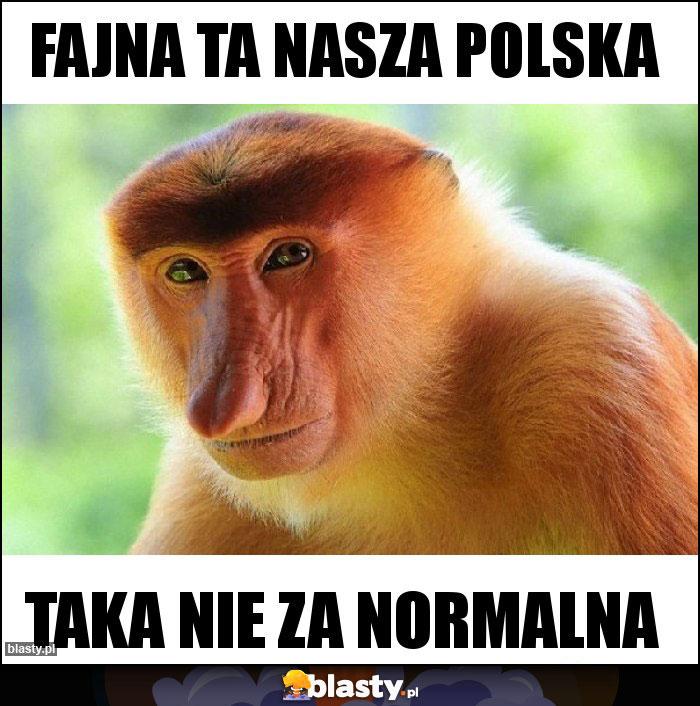Fajna ta nasza Polska